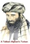 A Taliban Afghani's Turban