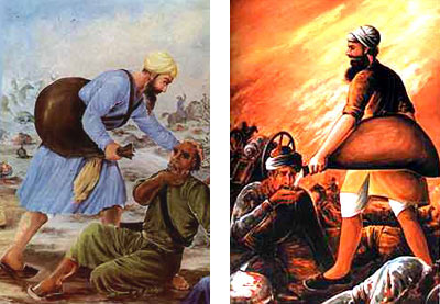 THE SIKH SELFLESS SERVICE TO HUMANITY – A FORERUNNER OF THE RED CROSS MOVEMENT (1/3)