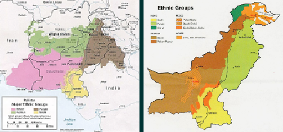 ethnic groups in pakistan essay