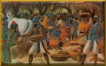BANISH HUNGER WITH POWER OF DEVOTION IN THE SIKH'S WAY (5/6)
