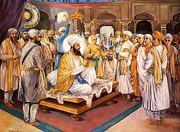 WHY DID GURU GOBIND SINGH GO TO NANDED AND WHAT HAPPENED NEXT? (3/6)